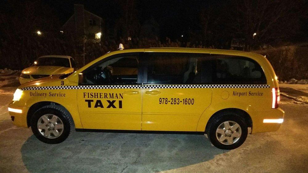 Fisherman Taxi: 43 Gloucester Ave, Gloucester, MA
