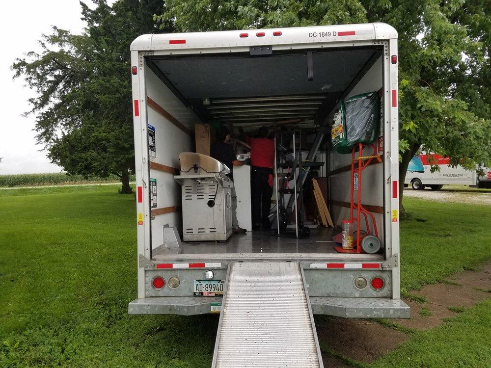 Easy Moving Company of Iowa: 2960 Lafayette Ave, Melbourne, IA