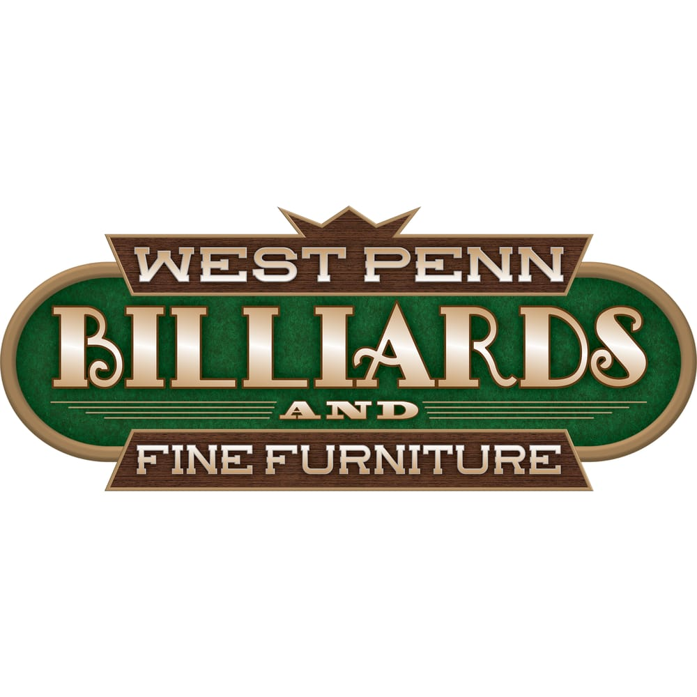 West penn billiards fine furniture furniture shops for Furniture 7 phone number