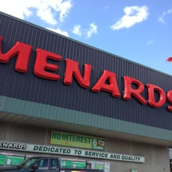 Menards - Building Supplies - 3619 S Hastings Way, Eau Claire, WI