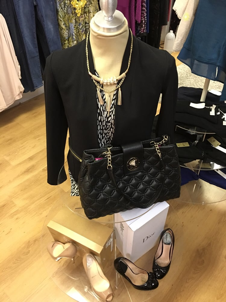 Classy Business Attire With Black Beautiful Kate Spade