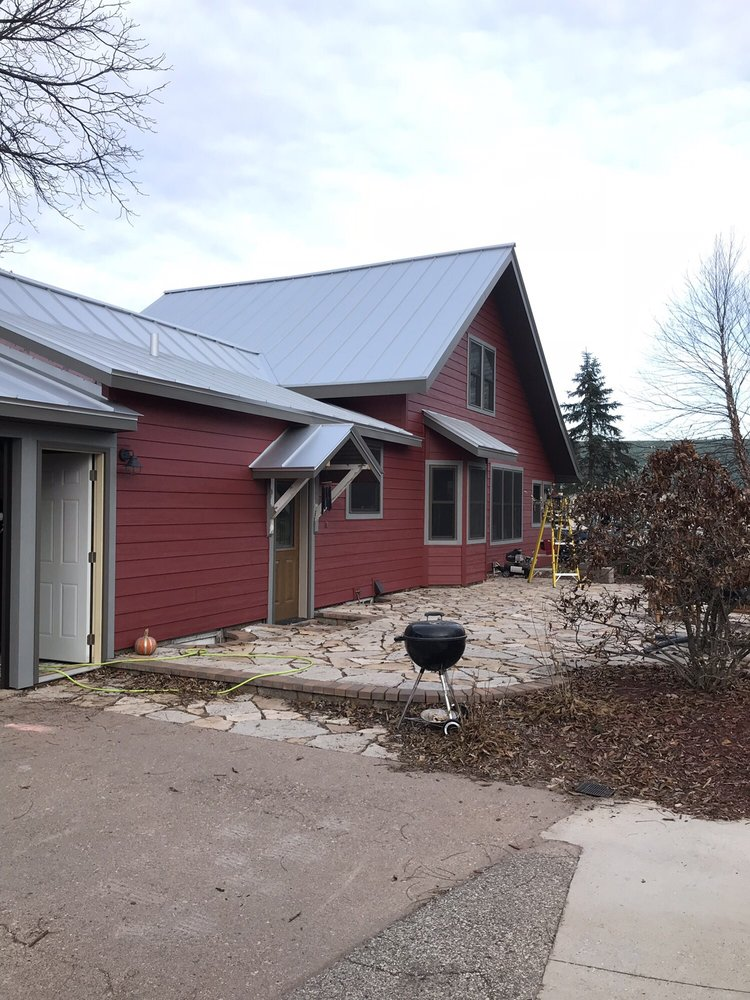 Jim's Roofing Service & Son LLC: E470 Golke Rd, Waupaca, WI