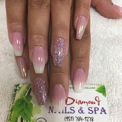e56881803ab Diamond Nails and Spa - 702 Photos   321 Reviews - Nail Salons ...