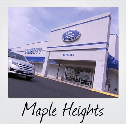 Liberty Ford Solon >> Liberty Ford Maple Heights 5500 Warrensville Center Rd Maple Heights