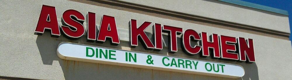 Asia Kitchen: 240 Elizabeth St, Elizabeth, CO