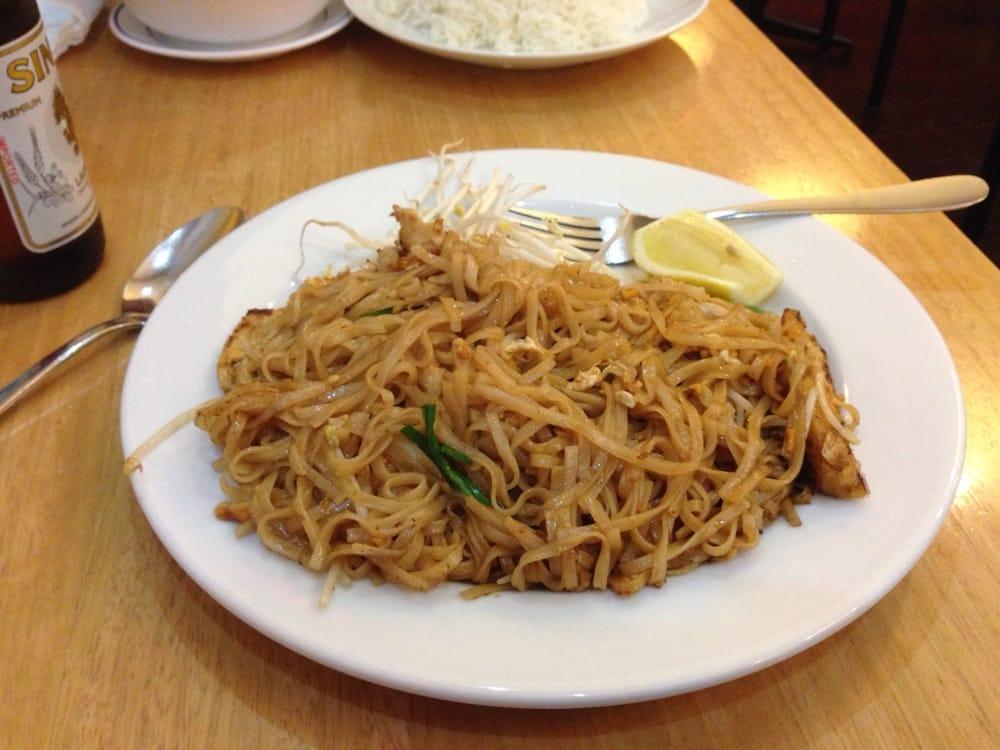 Zap 4 esan thai cuisine geschlossen 15 beitr ge for Auckland thai boutique cuisine