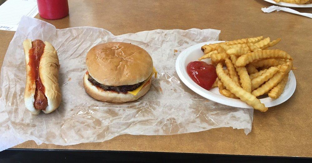 Dubs Burgers: 400 S Jefferson St, Athens, AL