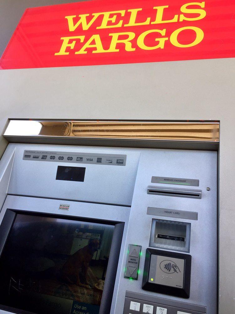 Wells Fargo Bank: 6510 Atlantic Ave, Bell, CA