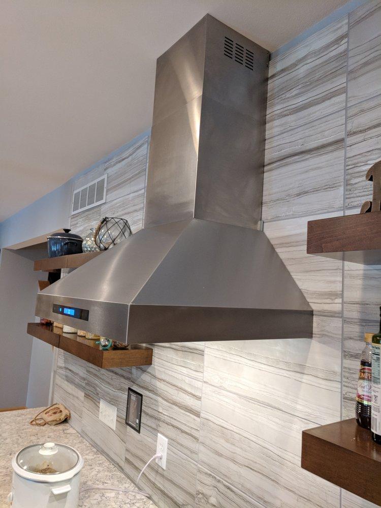 Proline Range Hoods - Kitchen & Bath - 2179 S 300th W, City