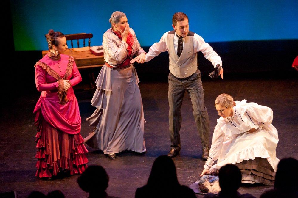 Pan Performing Arts Network