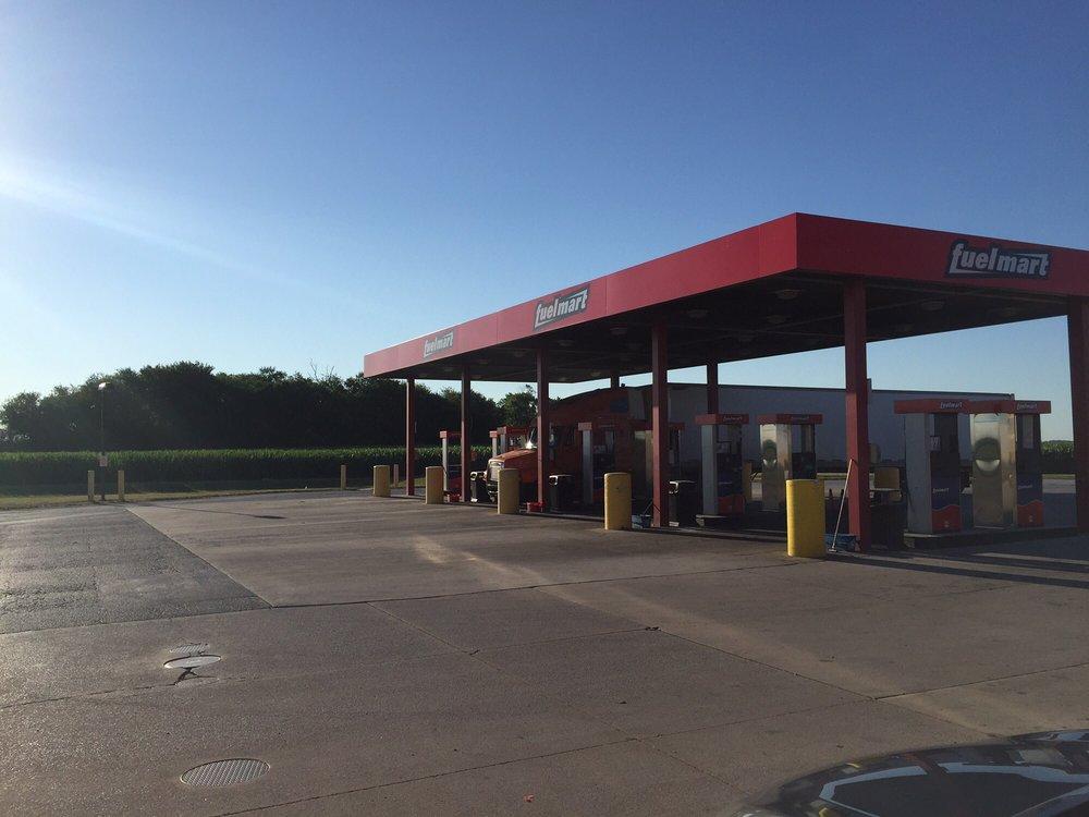 Fuel Mart: 1207 E Southline Rd, Tuscola, IL