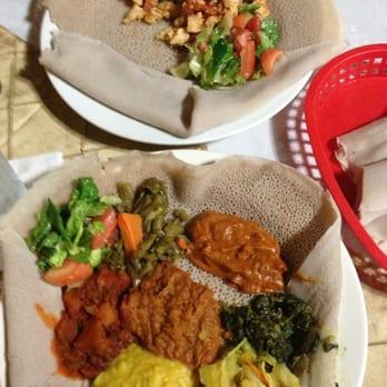 Queen Of Sheba Ethiopian Restaurant Bar