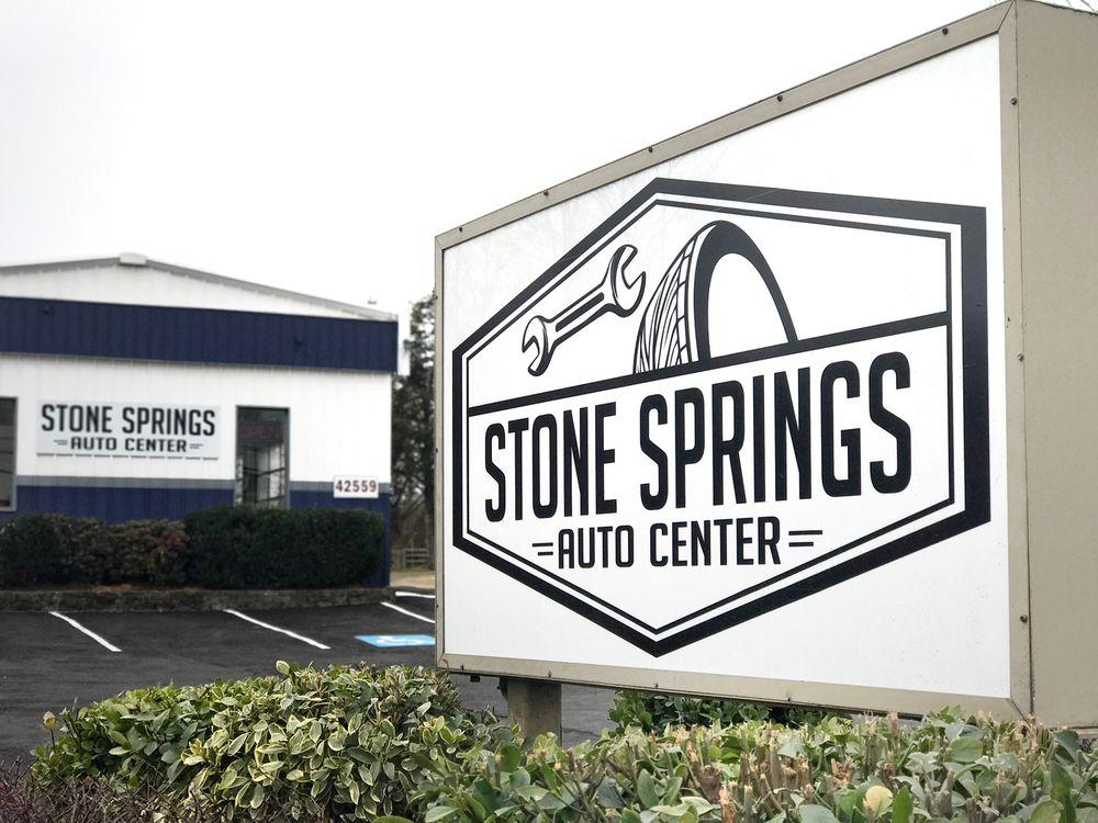 Stone Springs Auto Center: 42559 John Mosby Hwy, Chantilly, VA