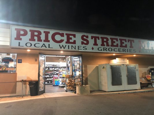 Price Street Market 1100 Price St Pismo Beach Ca Grocery Stores