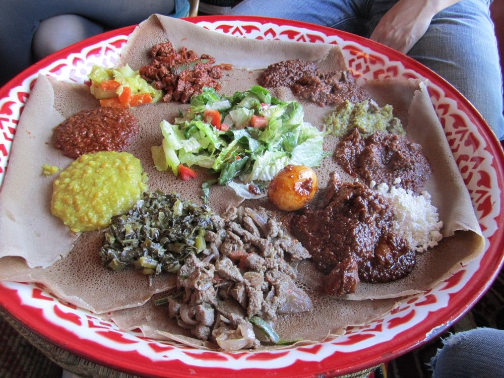 Special combo yelp for Abol ethiopian cuisine