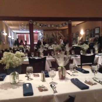 Photo Of Stirnau0027s Restaurant   Scranton, PA, United States. Set Up For A