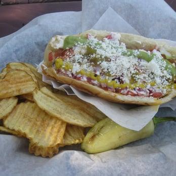 Hot Dog Hawthorne Portland