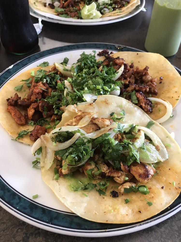 Food from Mi Cocina Mexicana