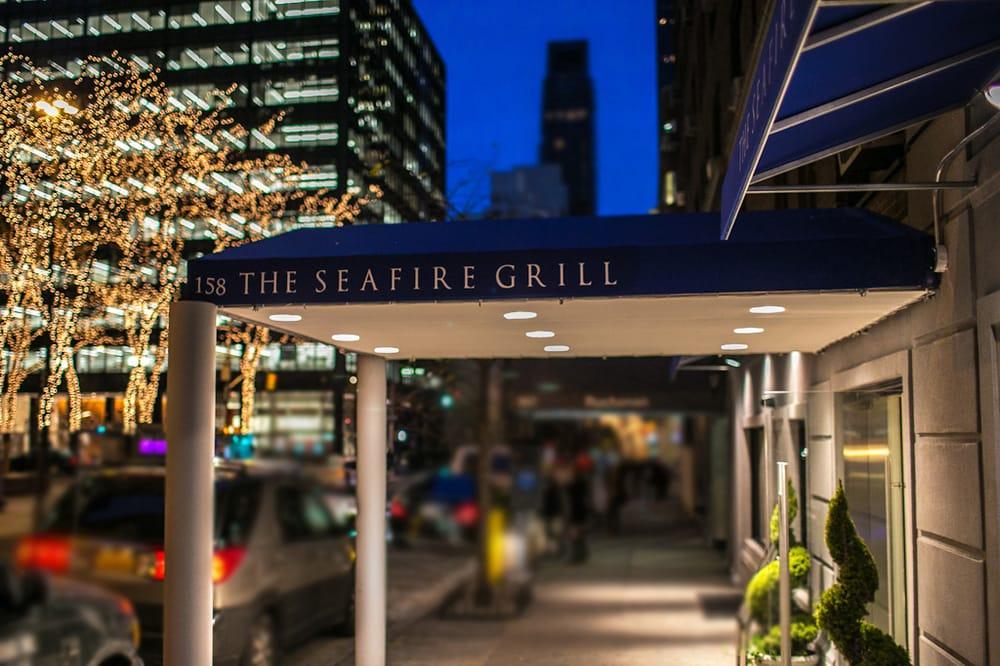 The Seafire Grill