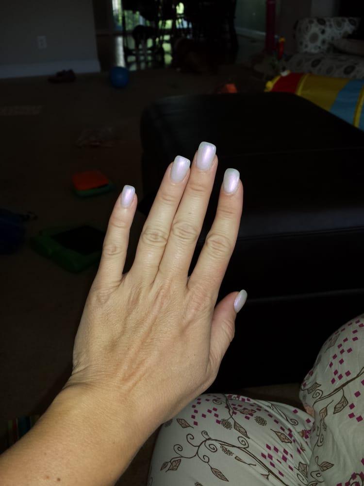 Love my gel nails! - Yelp