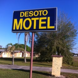 Photo Of Desoto Motel Arcadia Fl United States