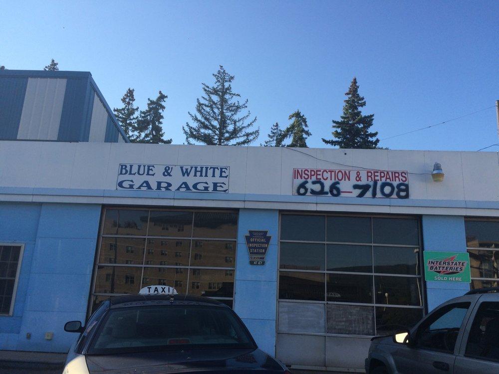 Blue & White USA Taxi: 1024 Chestnut Ave, Altoona, PA