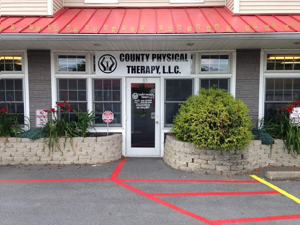 County Physical Therapy: 83 N Chestnut St, New Paltz, NY