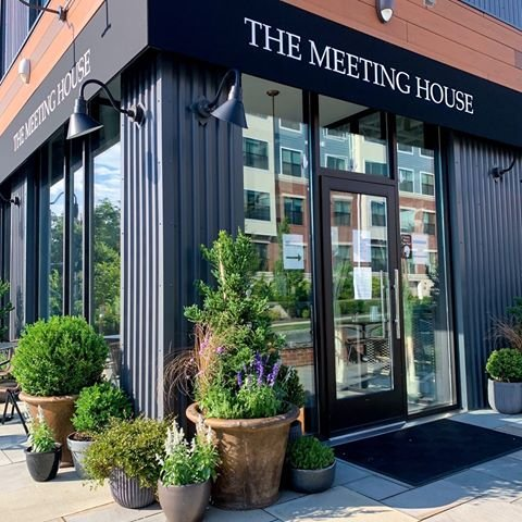 The Meeting House: 277 Witherspoon St, Princeton, NJ