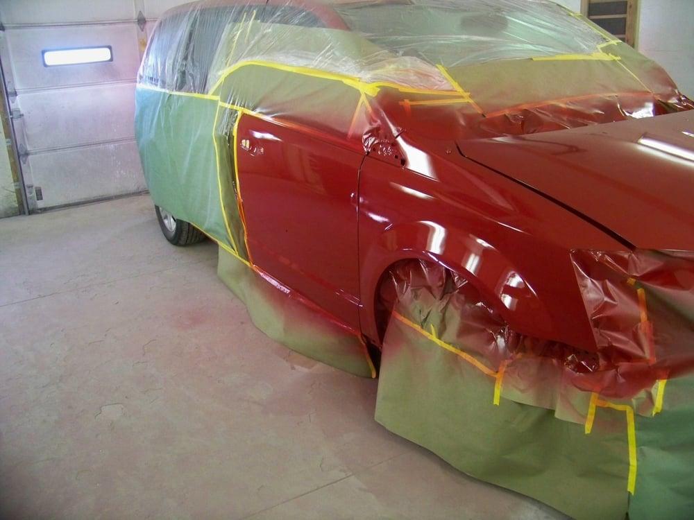 Custom Auto Collision & Paint: 4590 Laylin Rd, Norwalk, OH