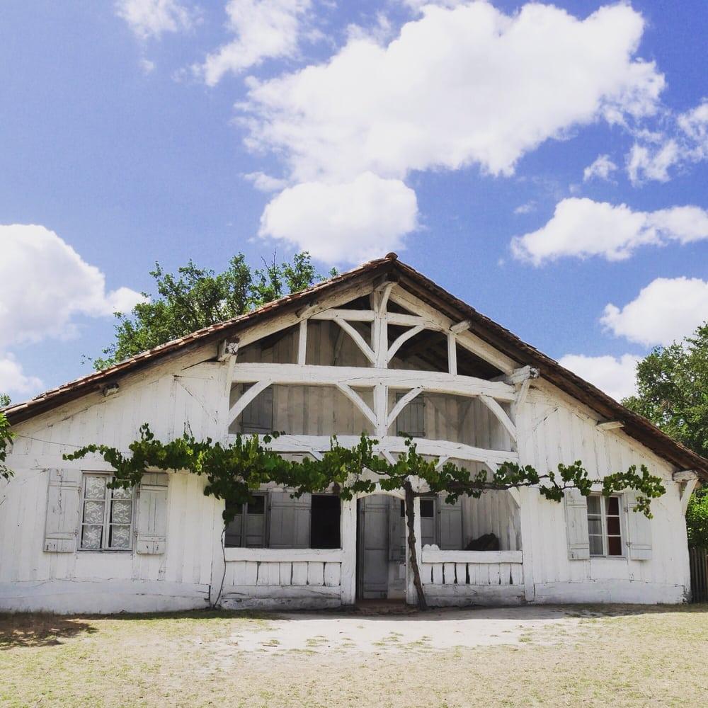 Ecomusée de la Grande Lande Marquèze: Route Solférino, Sabres, 40