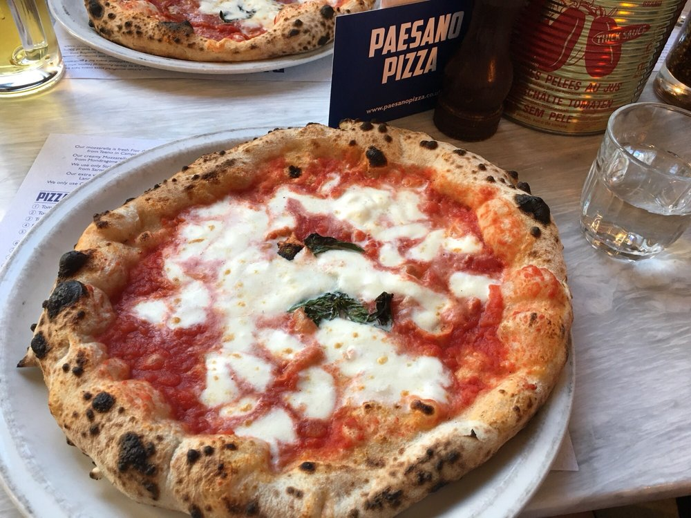 Photo of Paesano Pizza: Glasgow, GLG