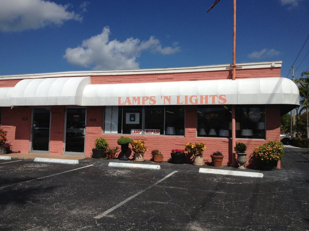Lamps 'n Lights - Home Decor - 995 Central Ave, Naples, FL - Phone ...