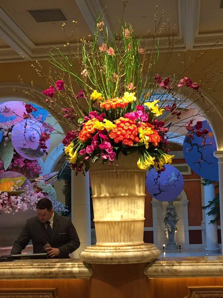 Photo Of Bellagio Hotel   Las Vegas, NV, United States. Front Desk Fresh