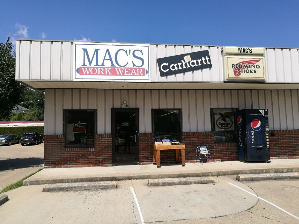 Mac's Thrifty Store: 940 E State St, Athens, OH