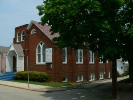 Full Gospel Fellowship Church: 10th & Upper Crest, Charleroi, PA