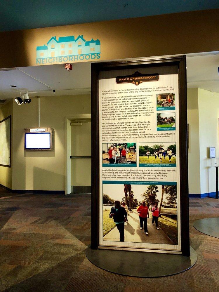 Museum of Science & History: 1025 Museum Cir, Jacksonville, FL