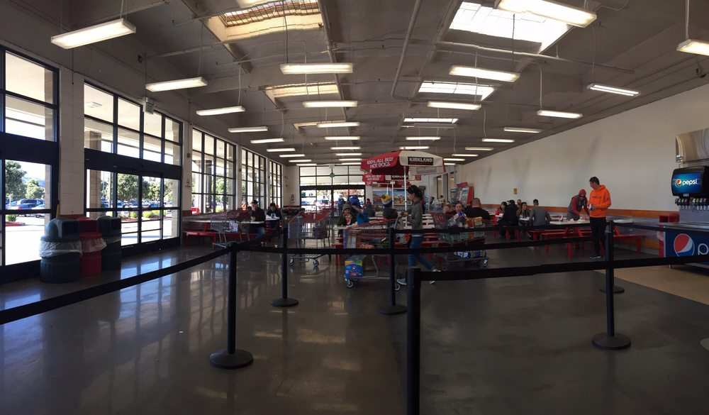 Costco South Airport Blvd Food Court