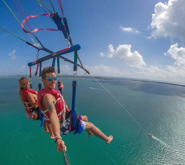 South Beach Parasail: 1601 Collins Ave, Miami Beach, FL