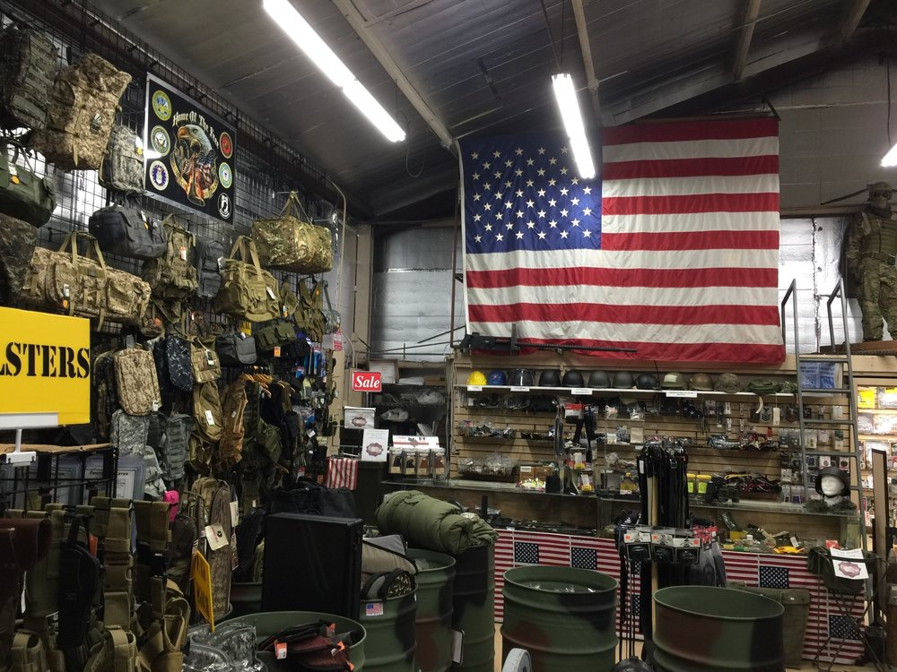 Tactical Supply and Surplus: 490 Smith St, Brooksville, FL