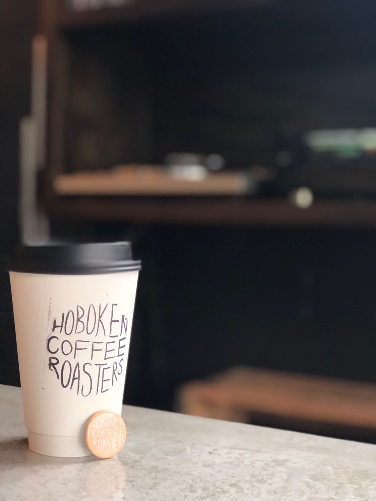 Hoboken Coffee Roasters: 224 1/2 S Division St, Guthrie, OK