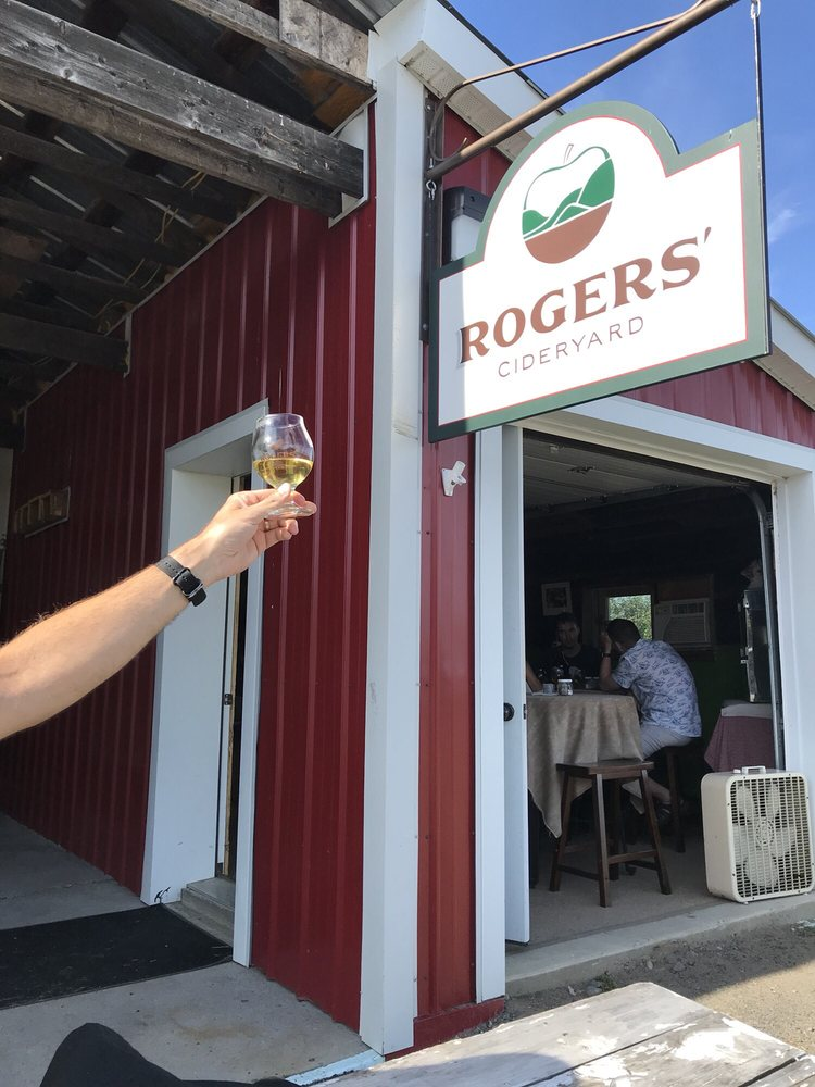 Rogers' Cideryard: 260 Co Rd 131, Johnstown, NY