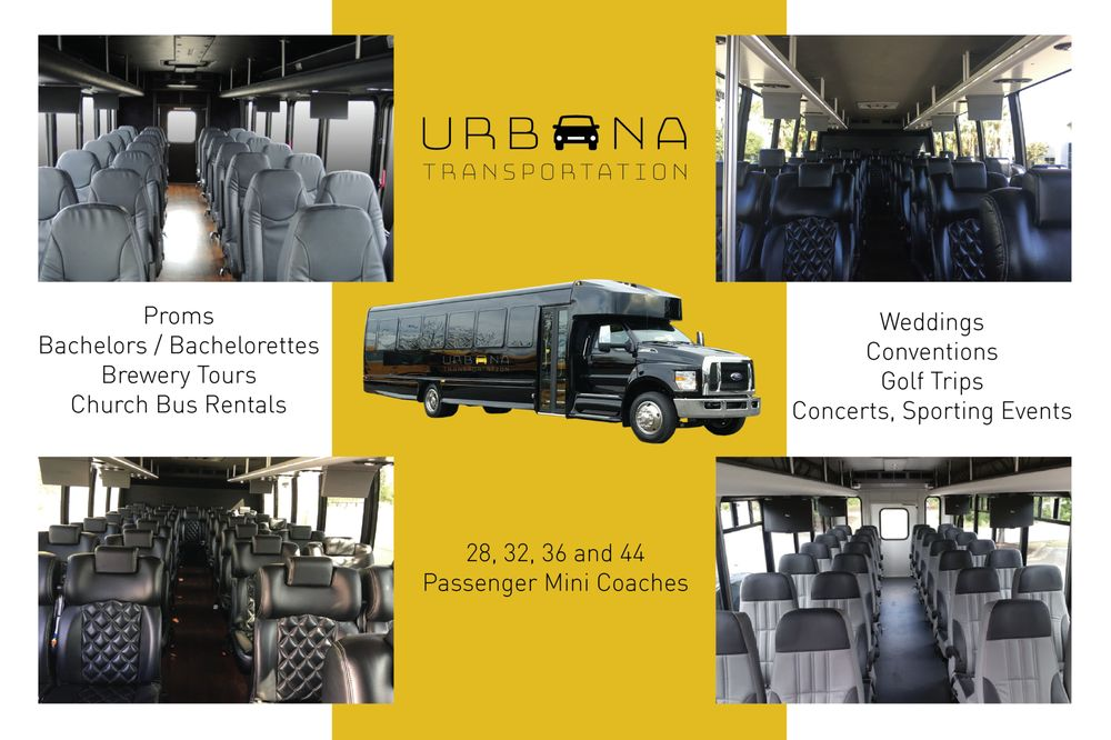 Urbana Transportation: Madison, GA