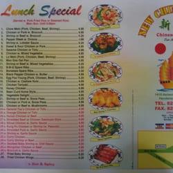 New China Garden Cucina Cinese 1410 Asheville Hwy Hendersonville Nc Stati Uniti
