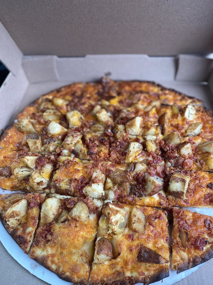 Pizza Cottage: 951 E State St, Athens, OH