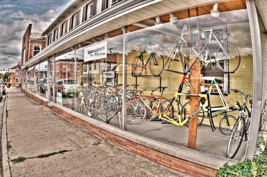 International Pro Bike Shop: 15 W Franklin St, Bellbrook, OH