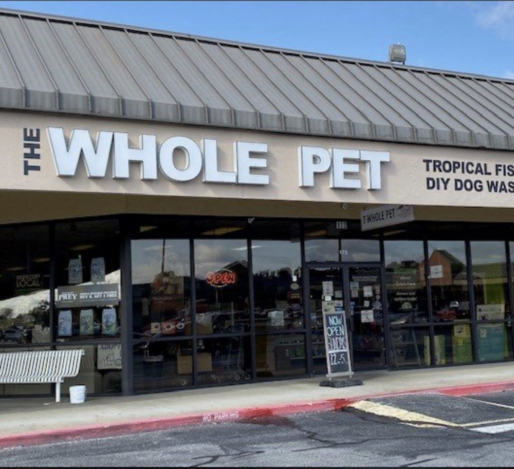 The Whole Pet: 5320 W Sunset Ave, Springdale, AR