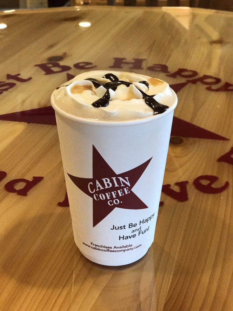 Cabin Coffee Company: 1304 4th St SE, Mason City, IA