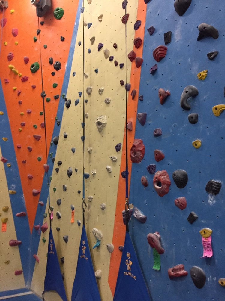 Stone Summit Climbing and Fitness Center: 2801 George Busbee Pkwy, Kennesaw, GA