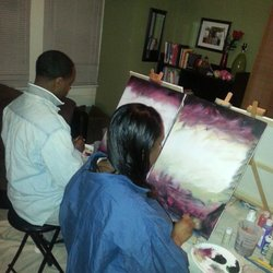 Expressions Studio Gallery Paint Sip 4712 Admiralty Way
