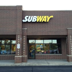 Subway Sandwiches 2305 S Washington St Naperville Il